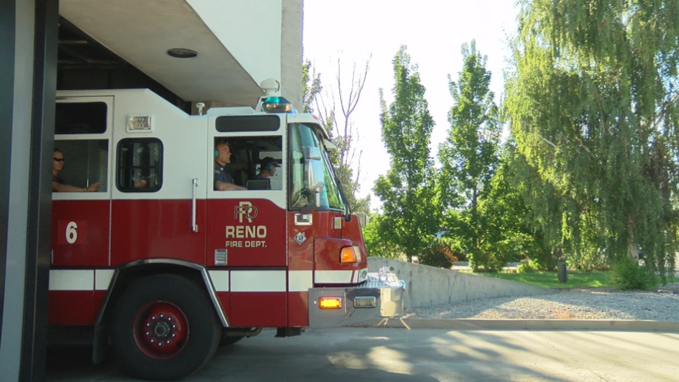 Reno Fire Department to add eight new firefighters