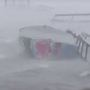 WATCH: Folly Boat claimed by Tropical Storm Irma