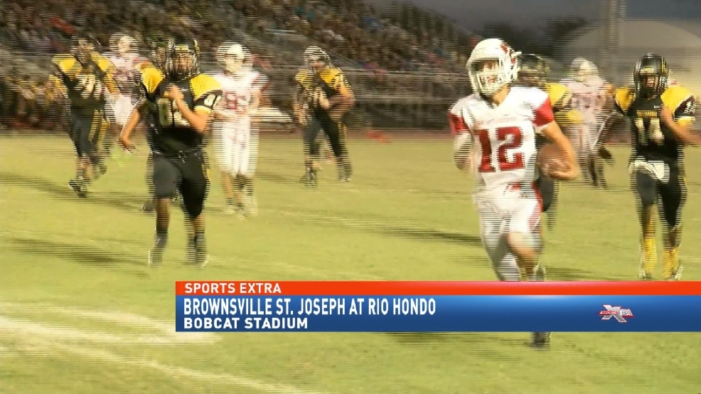 St. Joseph Pulls Away From Rio Hondo