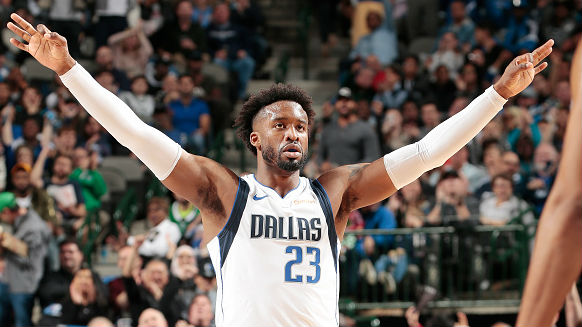 Matthews is in his tenth NBA season, his fourth with the Mavericks.