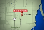 Fatal crash in Suamico