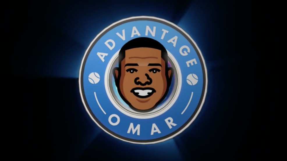 Advantage Omar Charleston