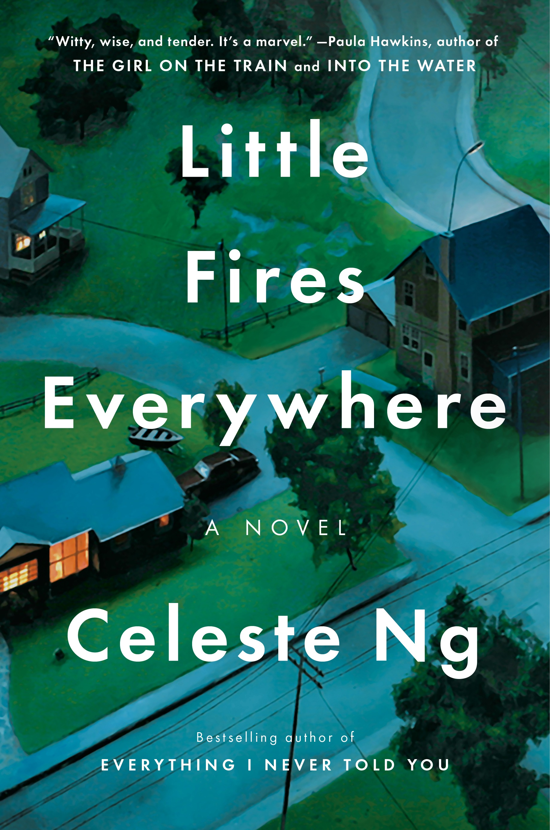 &quot;Little Fires Everywhere&quot; by Celeste Ng (Image: Courtesy Penguin Press)<p></p>