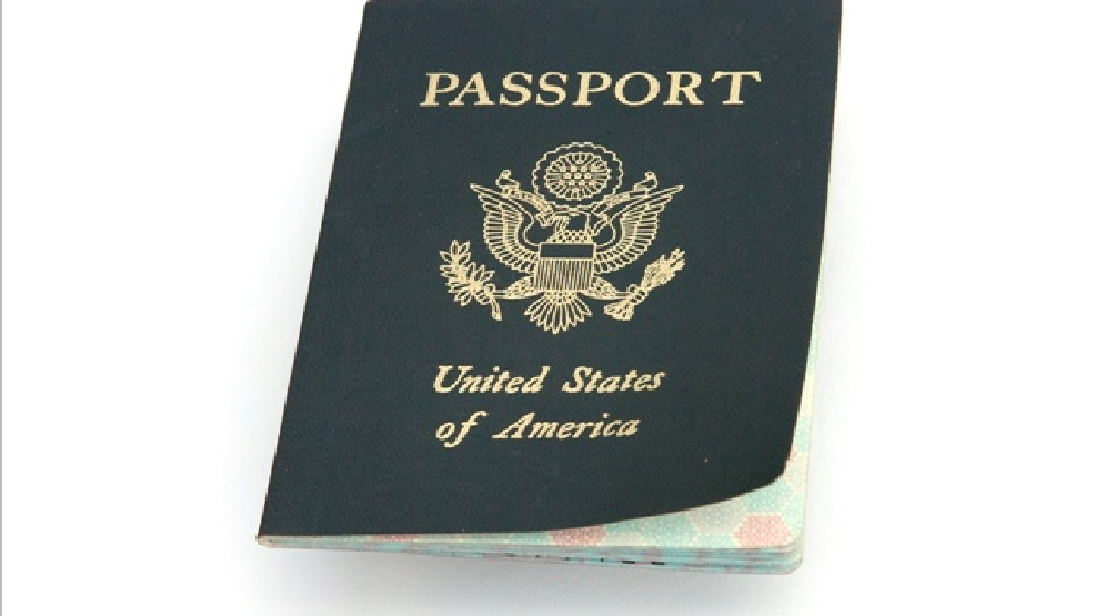 Composed Photo: Passport (Photo Credit: MGN Photo)