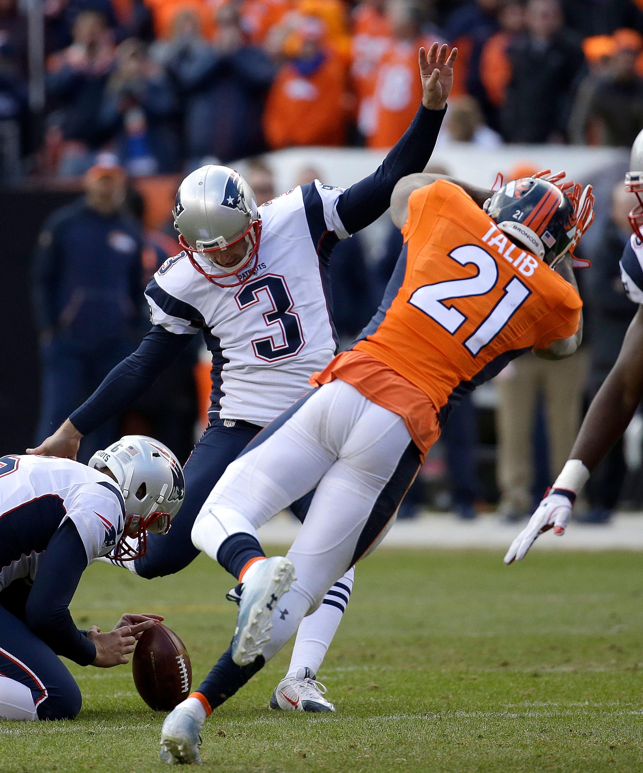 Manning, Broncos Scramble To Super Bowl In 20-18 Win Over