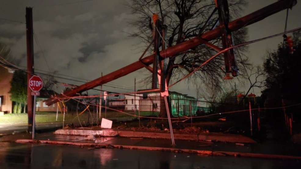 CODE RED: Multiple Dead after reported tornado rips through ...