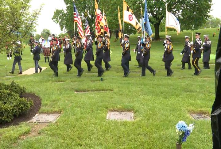 The 32nd annual Fallen Heroes Day ceremony took place at Dulaney Valley Memorial Gardens on Friday, May 5.