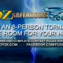 Safe Room Giveaway - Entry Form