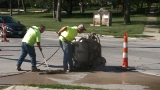 New improvements finished in Florence neighborhood