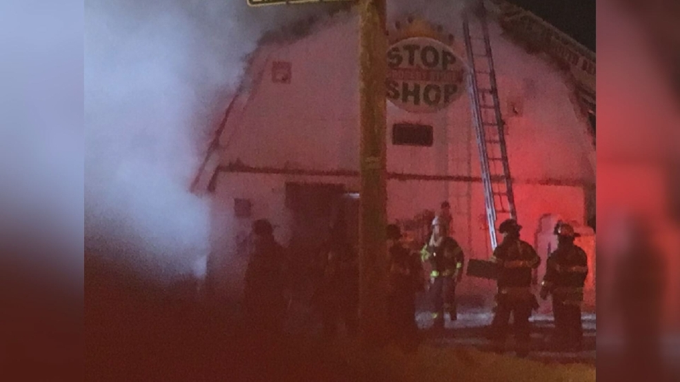 Fire Destroys Lincoln Way West Stop And Shop Wsbt