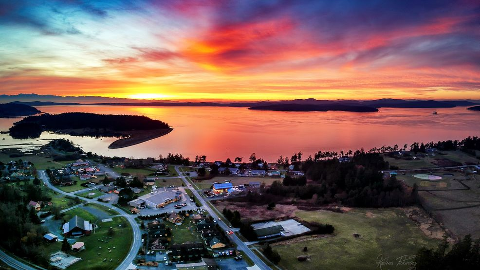 Photos: Gorgeous winter skies of the Pacific Northwest