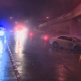 Car going 115 mph wrecks on rain-soaked I-90