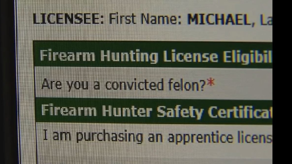 Wildlife officials warn mainers about fake hunting permits for Maine fishing license