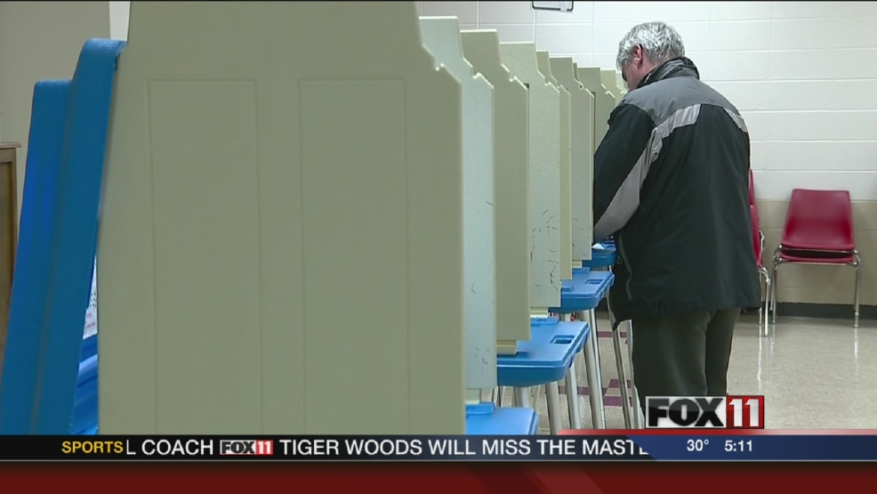 Voters in Kaukauna given wrong ballot