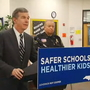 Governor Cooper talks school safety at TC Roberson