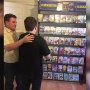 Texas parents recreate closed Blockbuster store for autistic son