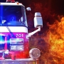 2 trailers catch fire in Naches RV park, no injuries