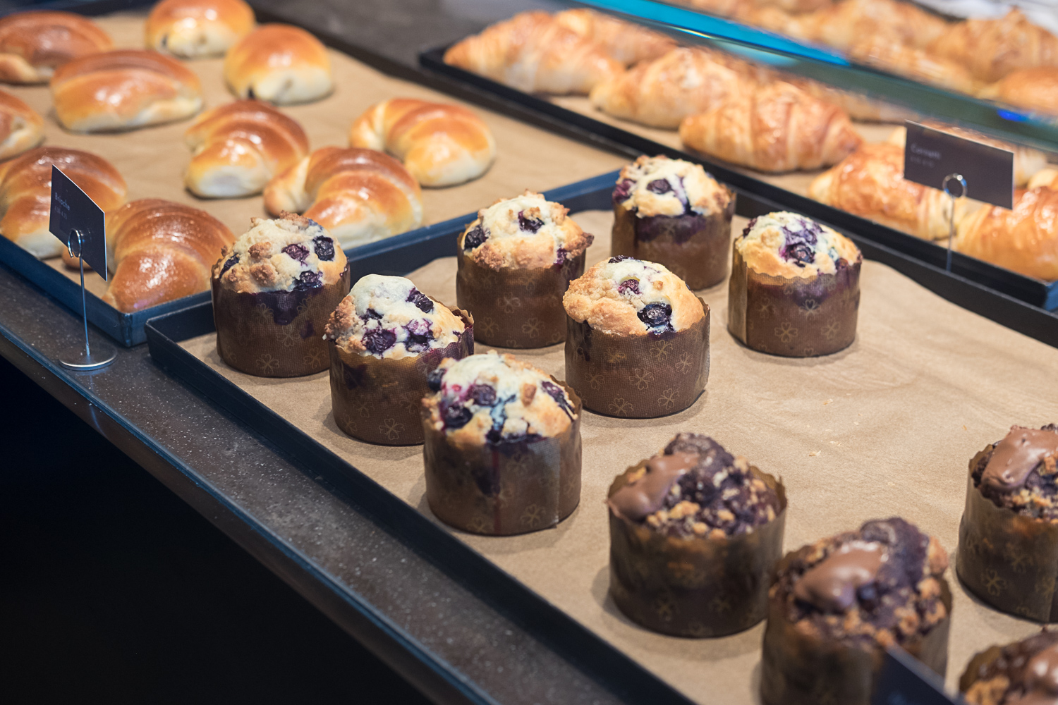 Handcrafted pastries made with European-style butter and Italian fillings will be served all day. Delicious on their own; even better when paired with espresso. (Image: Paola Thomas / Seattle Refined)<p></p><p><br></p>