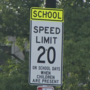 Local officers remind drivers of school speed zones