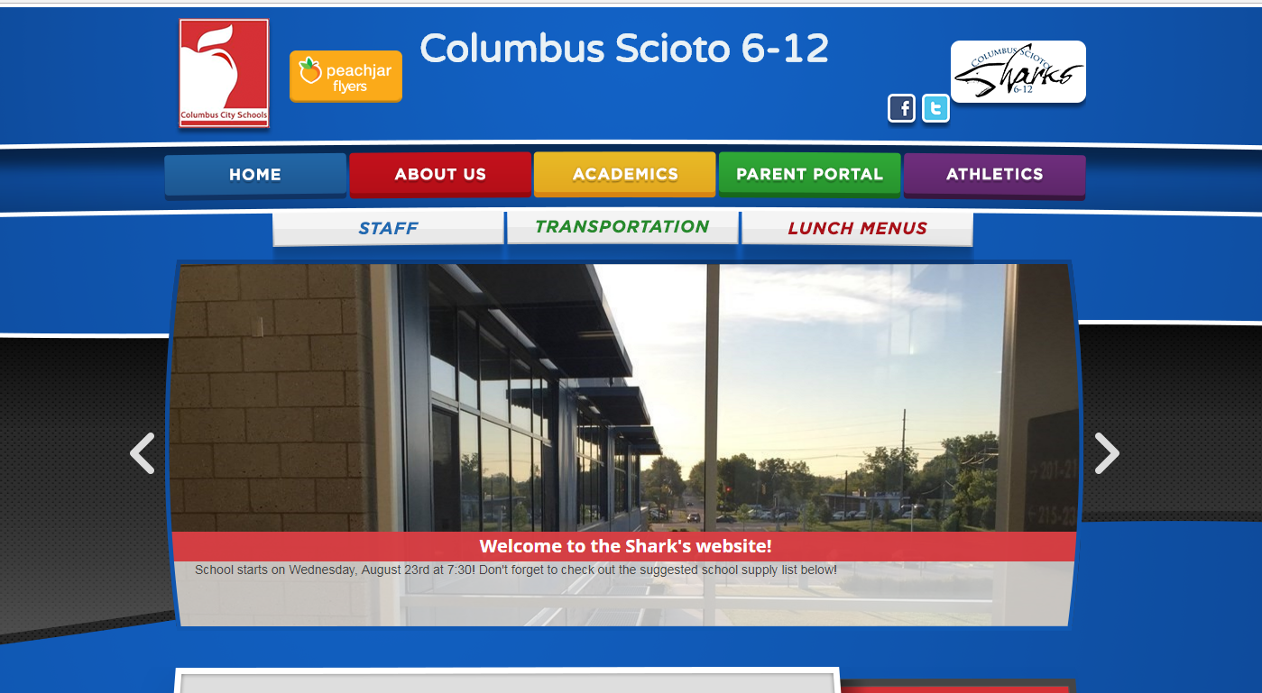 No one was injured, one person was arrested after report of active shooter at Columbus Scioto 6-12 school  (Columbus City Schools)