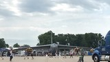 A sneek peek of EAA AirVenture before opening day
