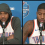 Westbrook, George, Anthony highlight Thunder Media Day