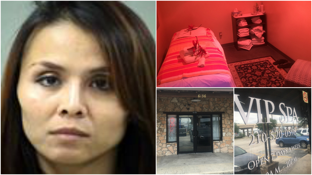 news local prostitution arrest clinton massage parlor