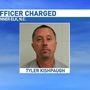 Off-duty police officer charged with DWI in NC mountains