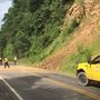 Slide closes Old Marshall Highway