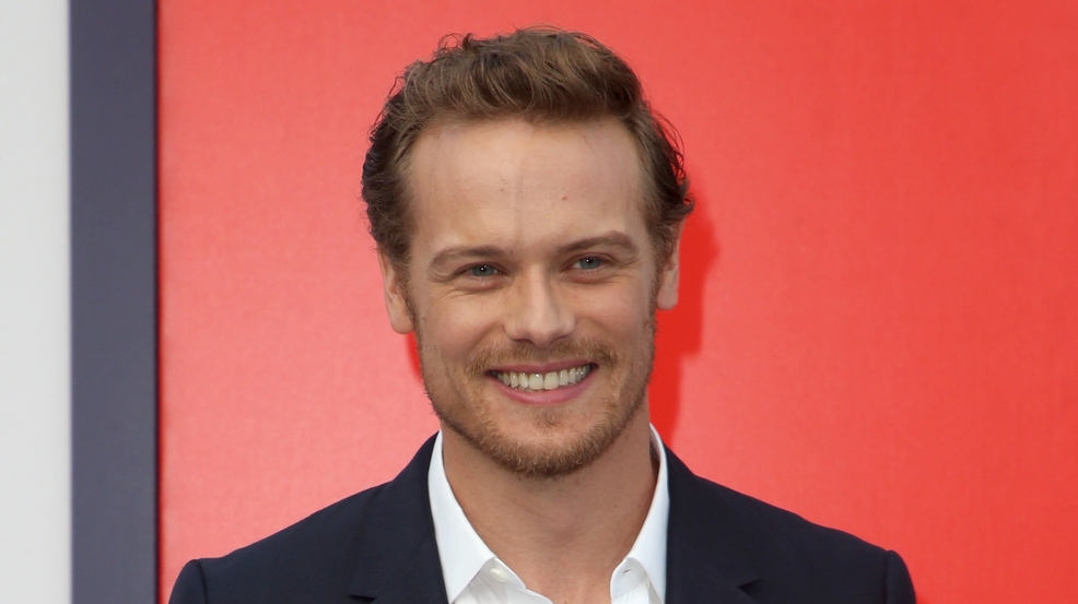 'Outlander' fans offered Sam Heughan date for charity