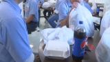Orofino Prison inmates serve up gourmet burgers to raise money for Special Olympics