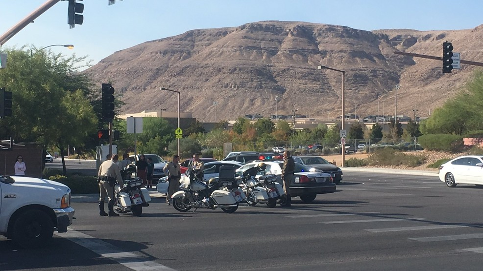 Two children hit by car while crossing street at Russell, Hualapai