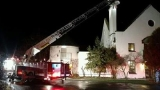 Ithaca FD holds hotel fire to resort's chimney