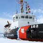 Coast Guard Cutter Bristol Bay to conduct icebreaking operations in Lake Charlevoix