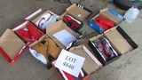 Authorities put up drug dealer's sneaker collection for sale