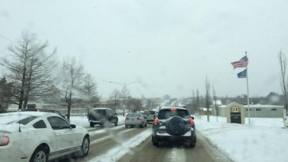 Road Conditions Slick And Hazardous Across Oklahoma Kokh