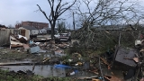 Tornado rips through parts of south Mississippi, killing 4