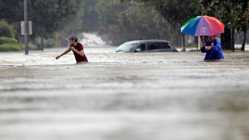 Наводнение картинки