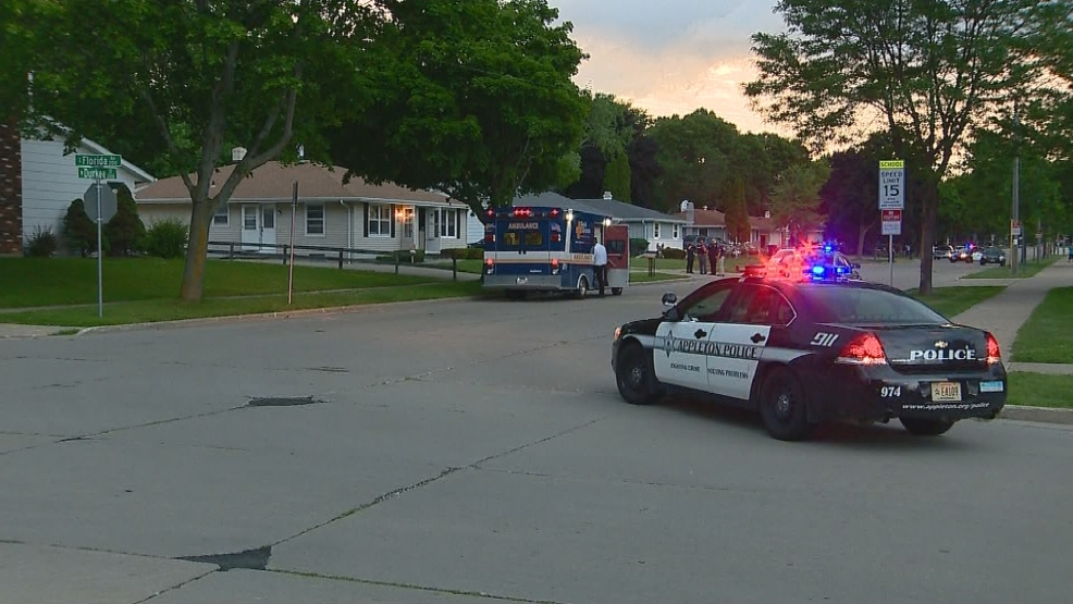 Police tracked suspect to home in Appleton 7/1/14
