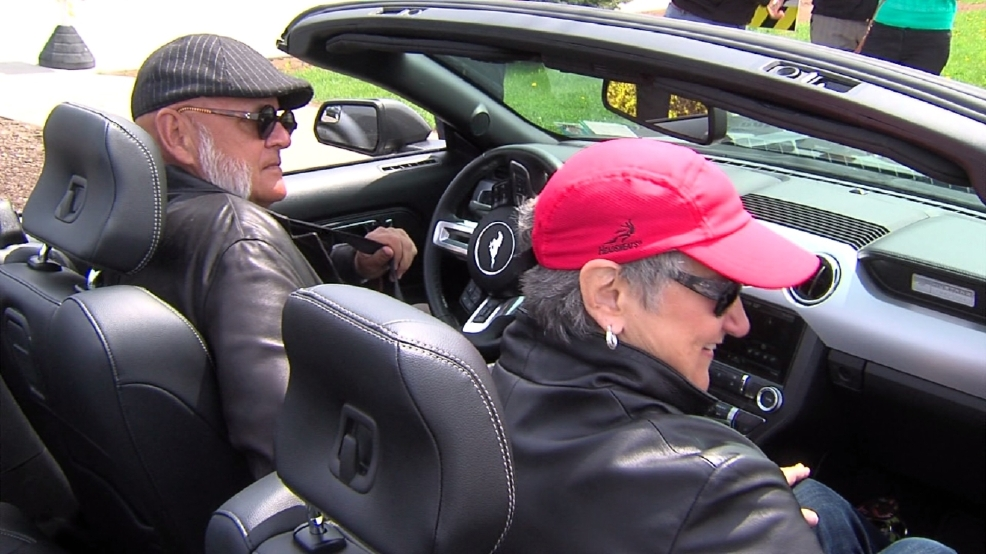 Car dealer goes extra mile for customer with cancer wham for Motor mile auto sales