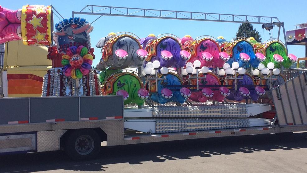 Lane County Fair, Eugene, Oregon, USA