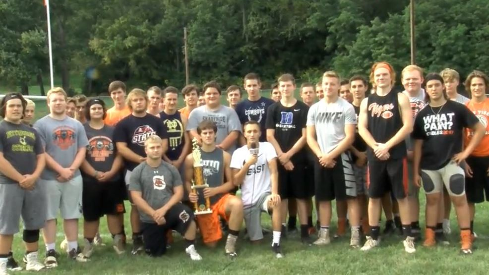 9.12.17 Team of the Week: Shadyside Tigers