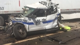 Semi-truck crashes into fire truck, DPS vehicle, and others in Arizona