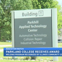 Parkland recognized for excellence in workforce education