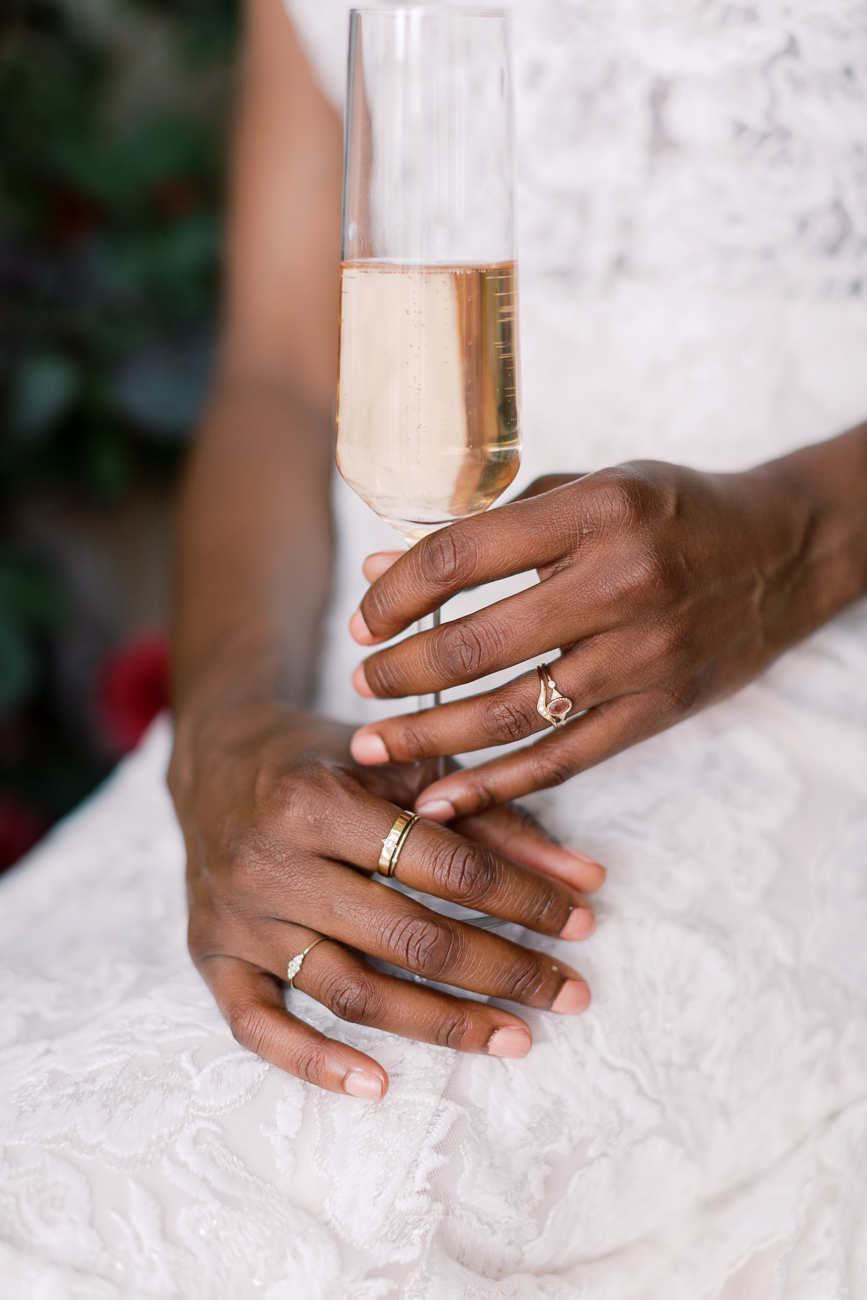 Jewelry: Lane & Kate / Image: Kathryn Fruge Photography // Published: 11.27.19