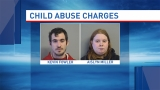 2 arrested in what nurses told police was 'worst case of child abuse' they had ever seen