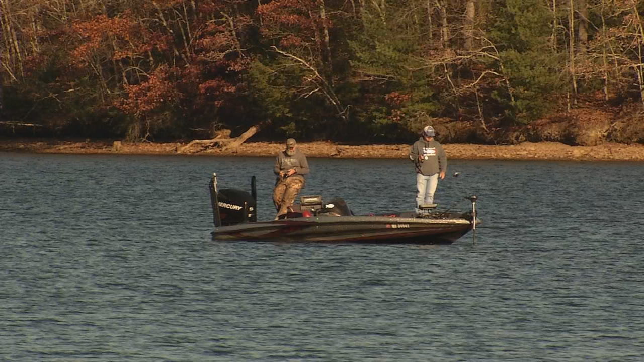 Stephens Lake is already a great fishery for bass, musky, catfish and walleye. (WCHS/WVAH)<p></p>