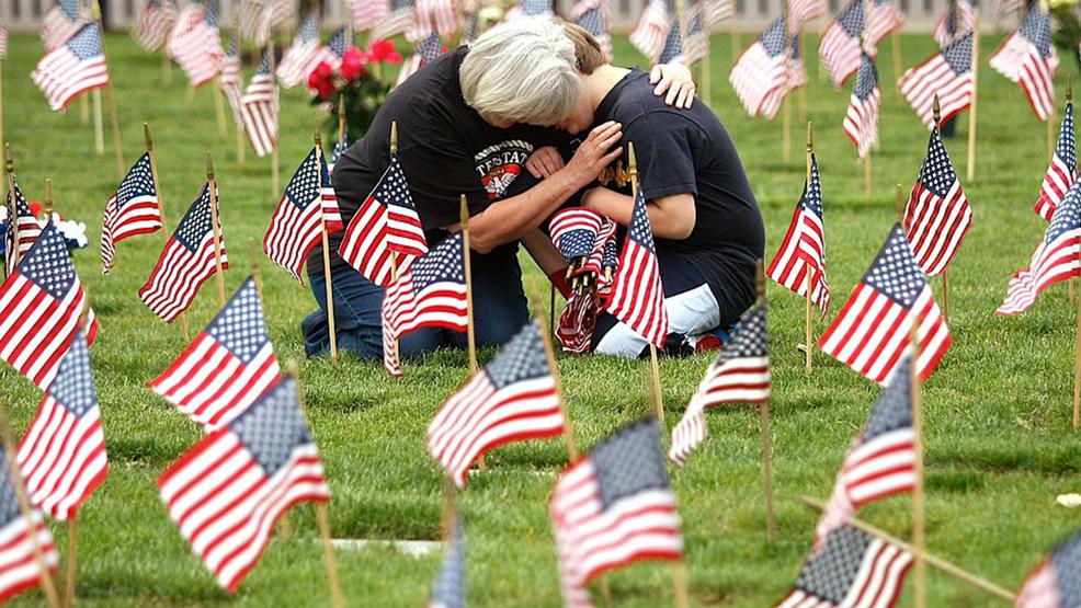 Memorial Day Charleston Field of Honor | WCIV