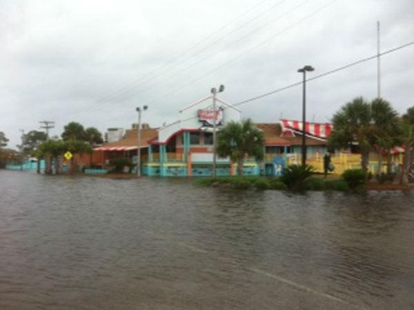 Gulf Shores Flooding