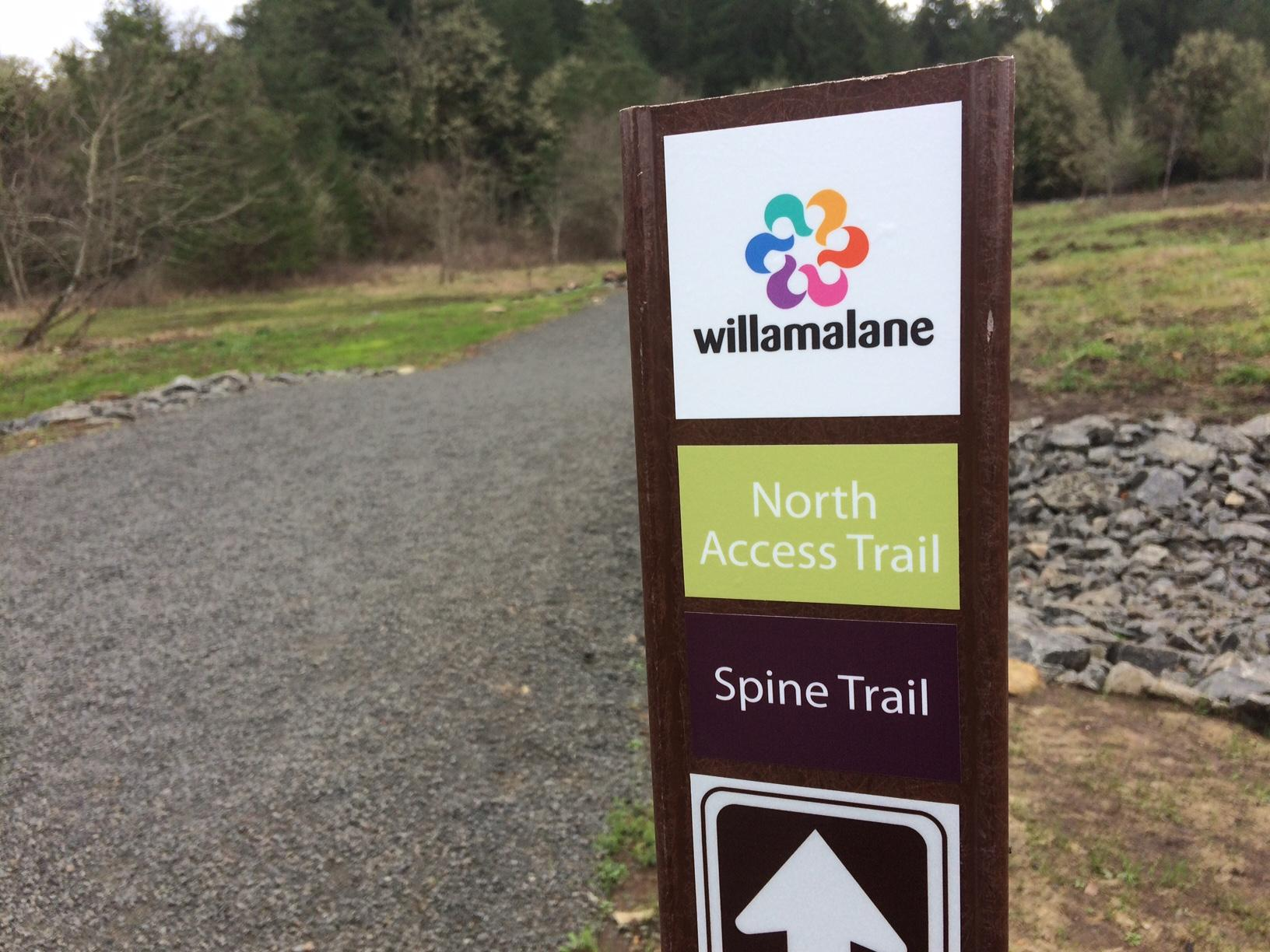 Willamalane is also working with local mountain biking club Disciples of Dirt to construct a nearly 2-mile downhill trail exclusive to mountain bikers, which will open in late spring.  (SBG)